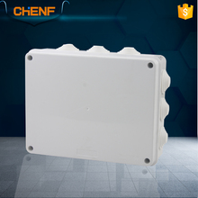 IP65 waterproof electric box enclosure junction box electrical plastic switch boxes