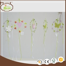 hot sale wall deco spring flower easter garland for wholesale