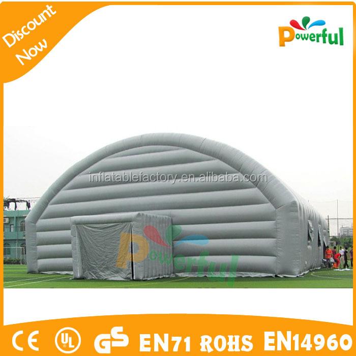 gonflable grand tente pour garage id de produit 60407894923. Black Bedroom Furniture Sets. Home Design Ideas