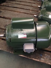 CE Approved JY dayton fan motors for food machinery with Cast-iron housing