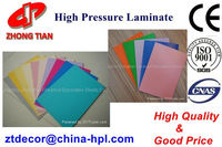 high pressure laminate; hpl sheet