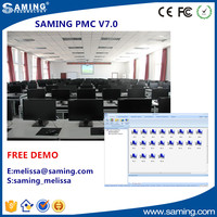 SAMING PMC/Hard Disk Data Protecting System/LAN Computer Classroom Management Software