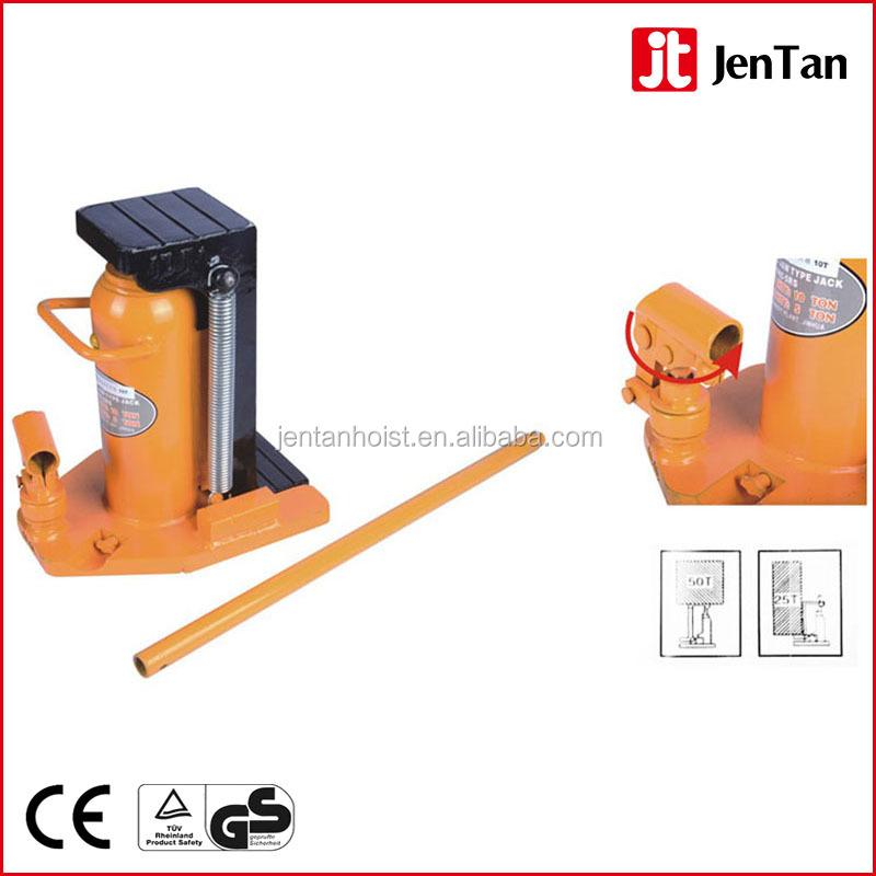 30T Hand Pallet Lifting Standard Model Mechanical Claw Toe Jack