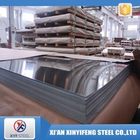 China manufacturer supply stainless steel 301 plate/sheet