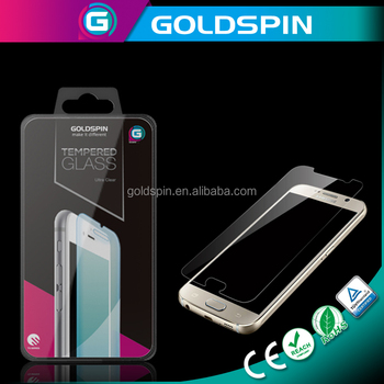 Wholesale Shockproof 9H Tempered Glass Screen Protector for iPhone 7