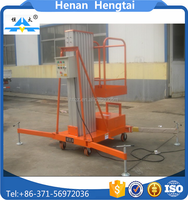 After-sales Service fixed hydraulic motorcycle lift table