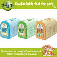 Tasteless Plastic Pet Travel Cage