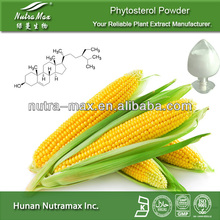 100% Natural Phytosterols Powder 90% 95%--NutraMax Supplier in China