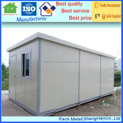 Luxury Prefabricated steel container house for sale