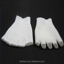Best Selling Foot Open Comfy Toes Protector Socks, Gel Five Toe Socks