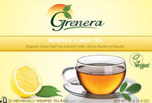 MORINGA LEMON INFUSION TEA