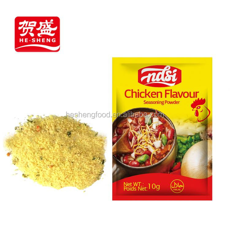 beef flavour chicken bouillon powder for cook