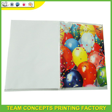Hot sale three-dimensional children's day greeting card