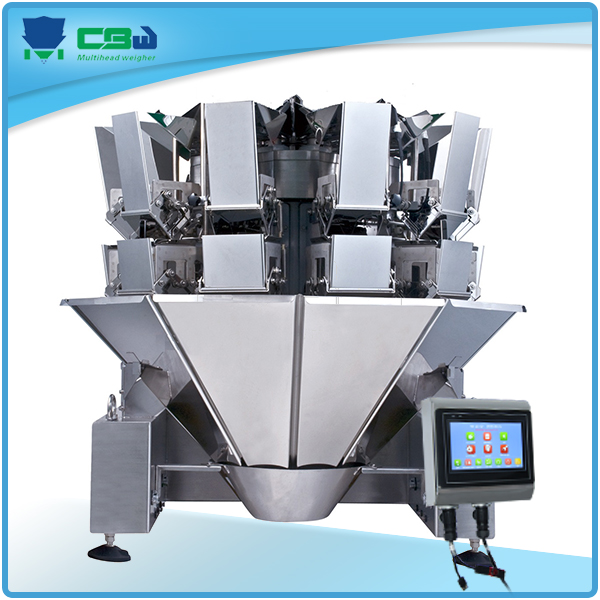 High Speed Coffee Packaging Machine for Premade Pouch Combination Weigher