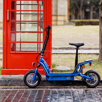 S8 1000W Foldable China Electric Scooter with CE Reliant Brand Popular In Germany US
