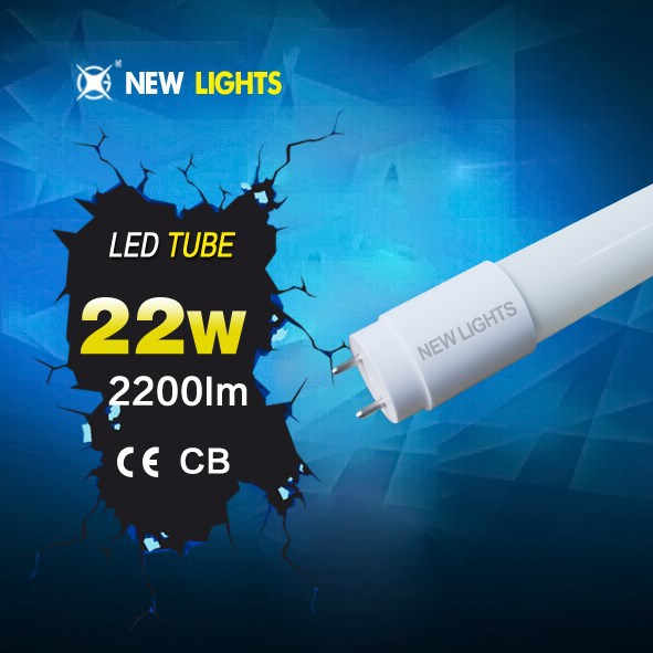 2015 hot ul ce high bay led tube fixture t8 waterproof fluorescent light fixtures ip44 in China