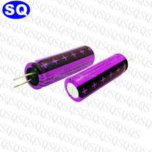 600mah 2.4V rechargeable and rapid charging lithium titanate battery 13350