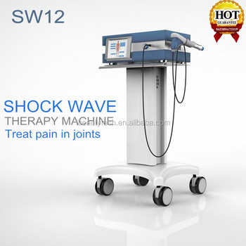 SW 12 pneumatic shock wave therapy equipment