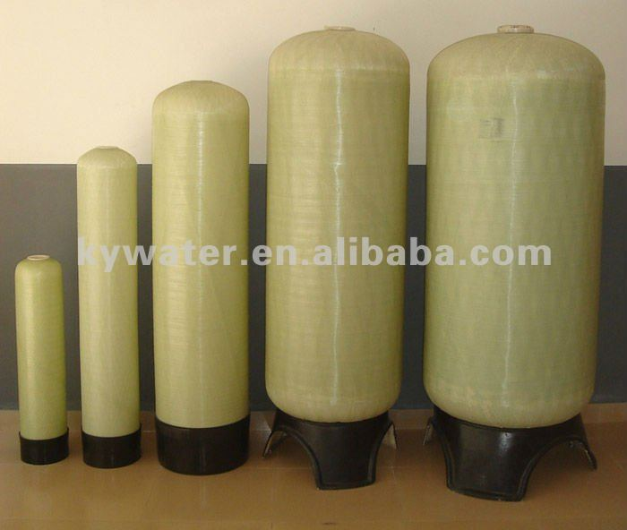 FRP&Stainless steel cartridge water filters for wash machine ro treatment