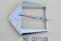 2012 fashion silver plating zinc alloy pin belt buckles