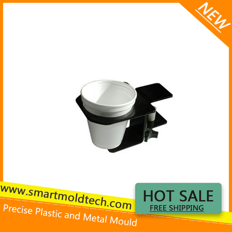 Custom plastic injection molding for Cup Holder