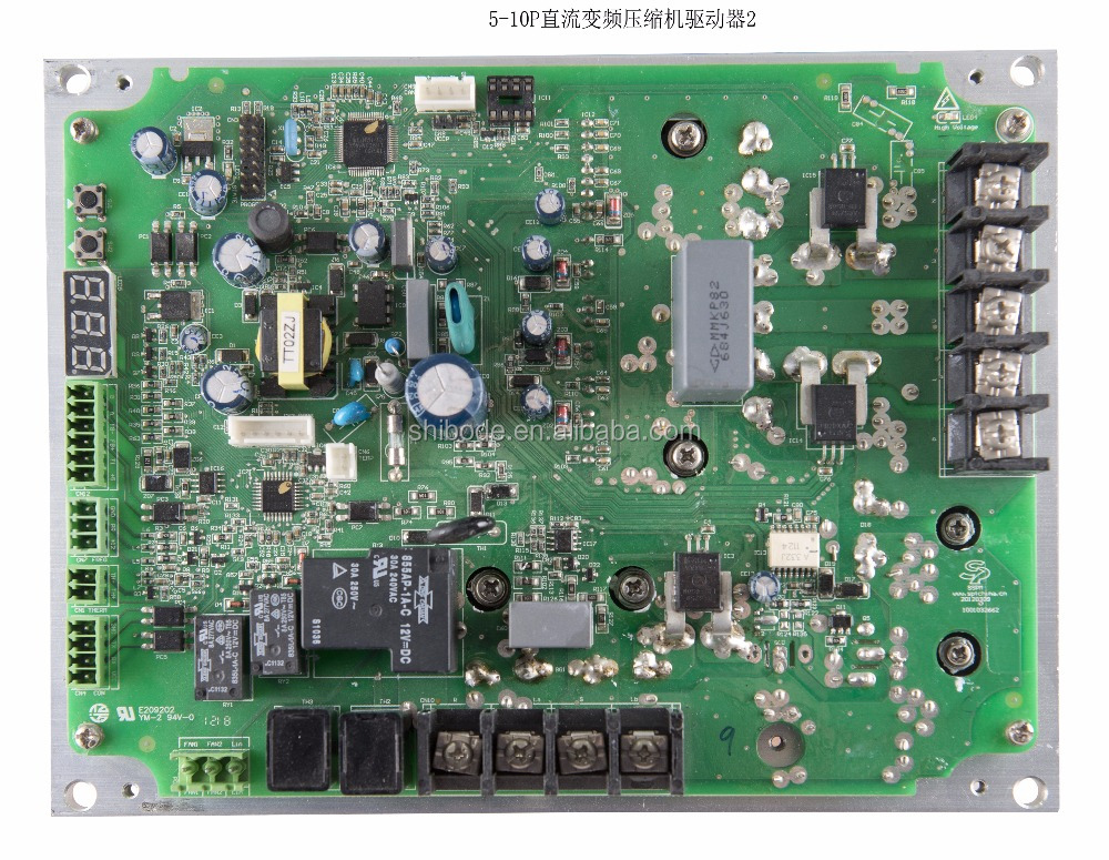 Hangzhou electronics solar garden light pcb board with CE and ROHS, PCB manufacturer, PCB Assembly
