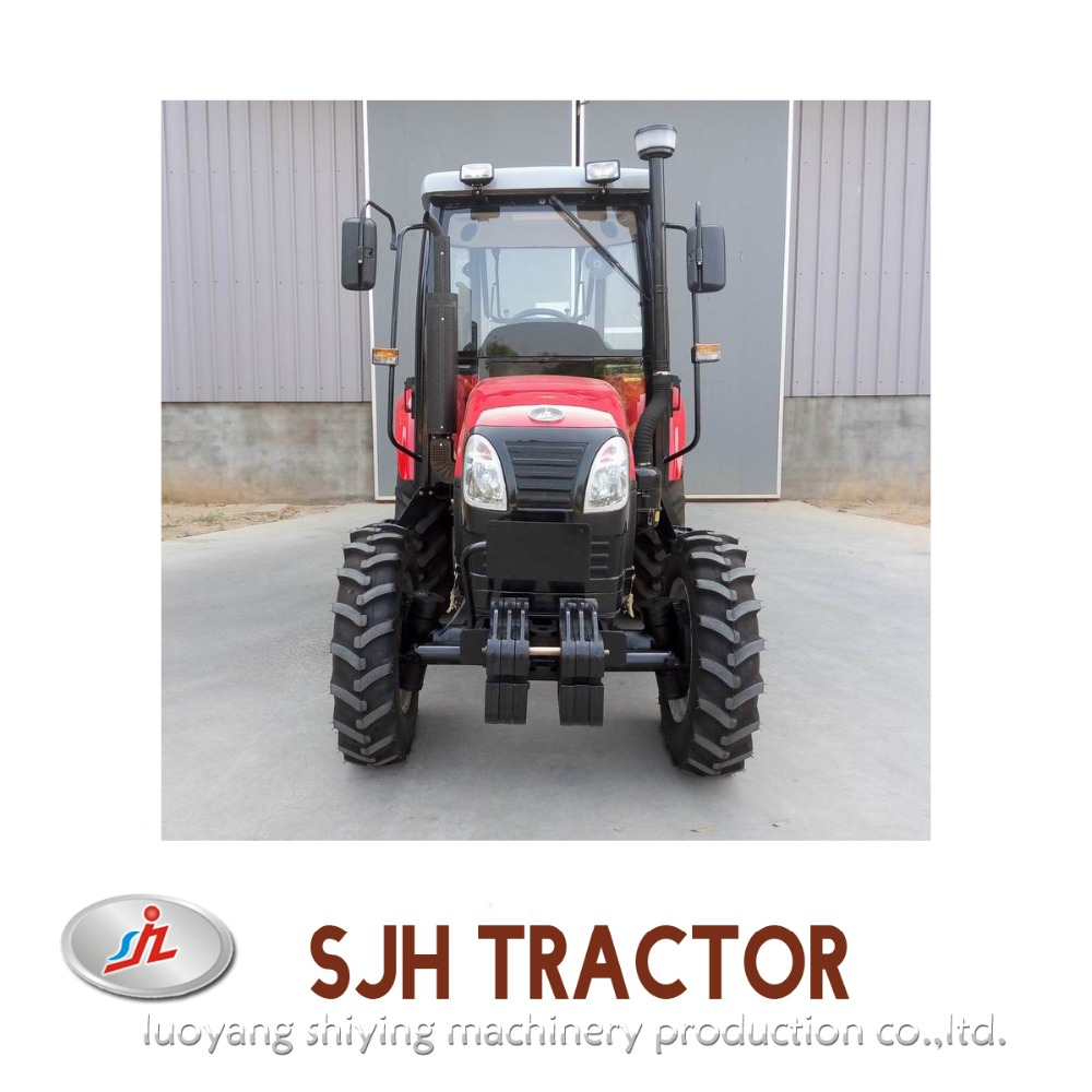 New Agricultural 65HP Wheeled small Farm Tractor