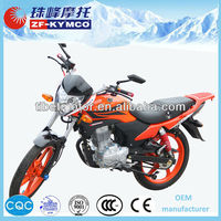 China motorcycle manufactory street legal motorcycle 200cc ZF150-10A(III)
