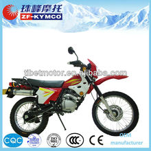 Super sport gas powered dirt bikes 200cc for sale ZF200GY-2A