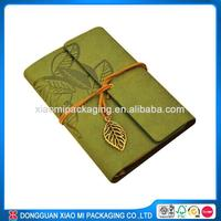 high quality fabric cover portfolio