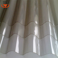 Weather-proof frp ceramic like roof tile for food brewing industry