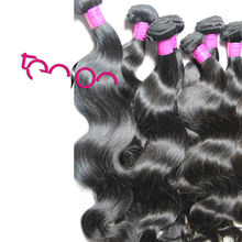 wholesale price double dayers 100% human aaaaaa hair everywhere