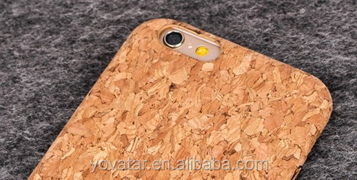 Wood Phone Cover Combine Leather Material TPU Case for iPhone 7