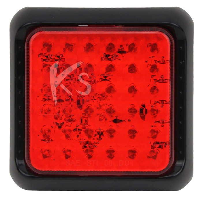 LED stop signal tail light for Caravan