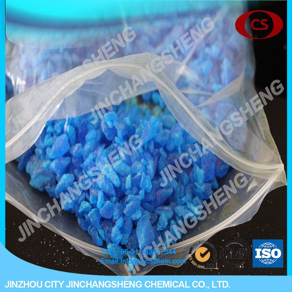 Poultry feed additive copper sulphate pentahydrate