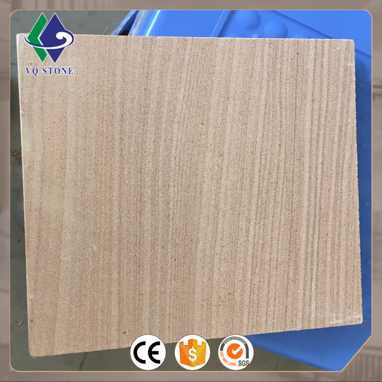 Wooden Beige sandstone cladding importers europe