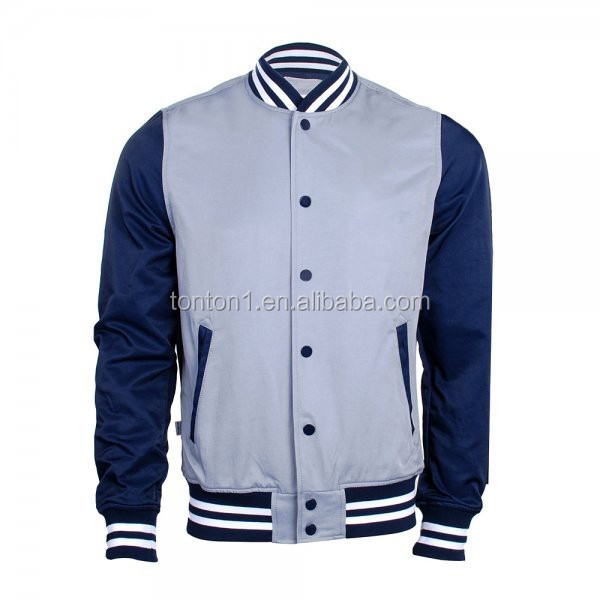 New men's classic slim fit design men padded jacket