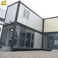 Low Cost Modern Design Prefab Modified Shipping Sea Container House for sale
