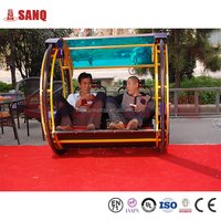 Funfair Amusement Hot Selling Rides, Adults Favorite Park Game, Happy Car Rides For Sale
