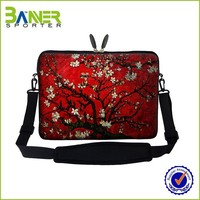 Soft padded all material laptop case