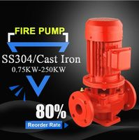 Pipeline long distance water pump for fire truck 3000 gpm vertical centrifugal pump picture