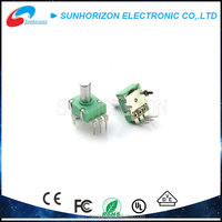 potenciometro 12mm b504 metal rotary potentiometer