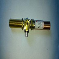 lead free brass Ice maker valve with water hammer arrestor