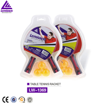 High quality 2 stars double pimples in table tennis bat China
