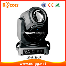 high-profile 16CH sharpy 2r moving head