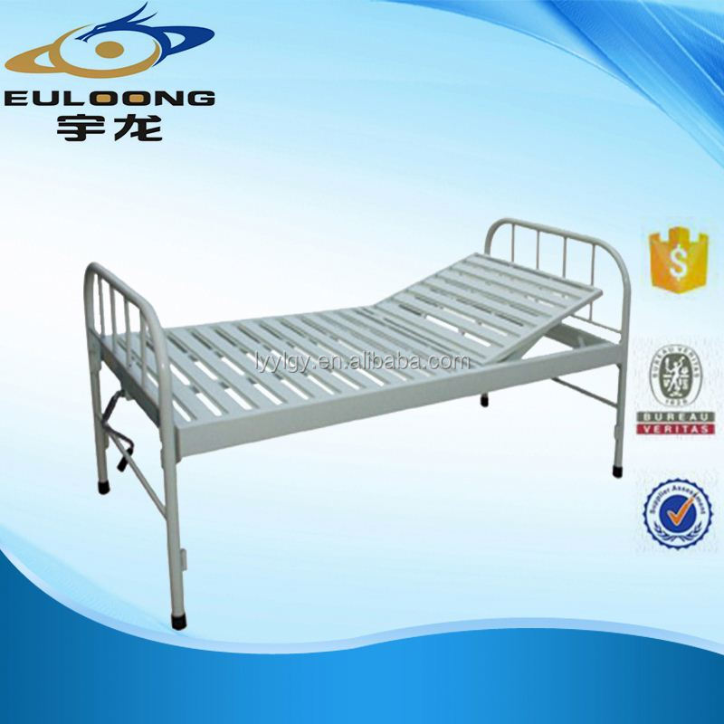 2016 Most Popular hospital furniture modern style sick bed with basin stand