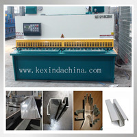 KXD cnc hydraulic press brake bending machinery with competitive price