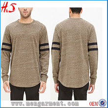 Tall T-Shirts Wholesale Long Sleeve T-Shirt With T-Shirt Printing Machine Prices