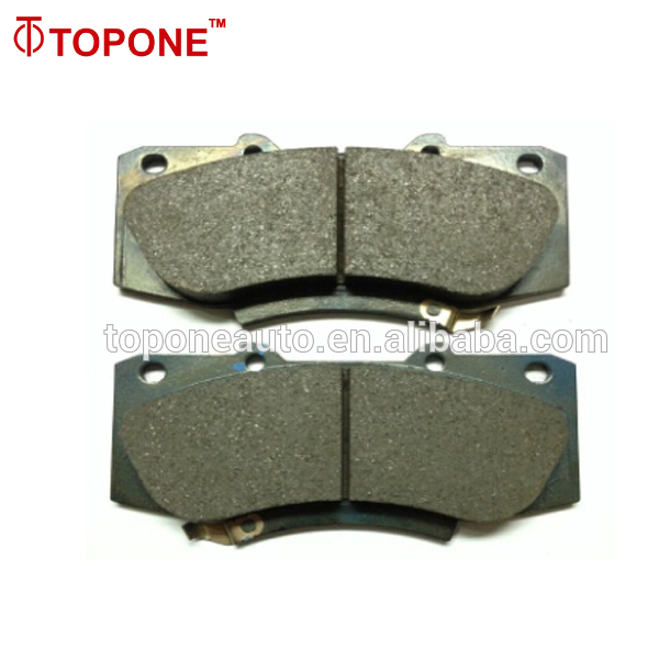 Auto Brake Pad Type For TOYOTA HILUX VIGO III Pickup Spare Auto Parts D1567 044650K20 044650K260 GDB3528