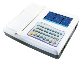 BEST PRICE digital TWELVE channel ECG Machine